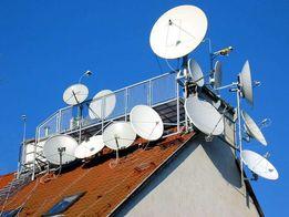 Продажа и Установка спутниковых антенн и кондиционеров