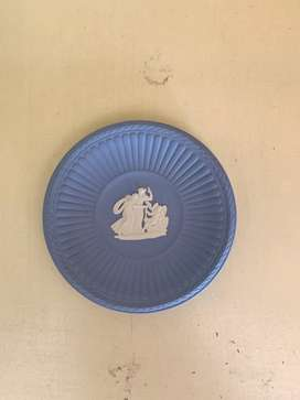 Wedgwood Blue Trim Small Plate