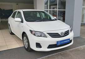 2018 Toyota Corolla Quest 1.6 Auto For Sale