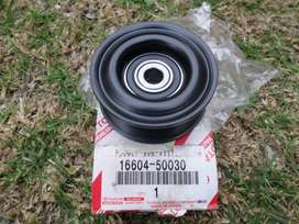 2015 TOYOTA LAND CRUISER PRADO TENSION PULLEY FOR SALE