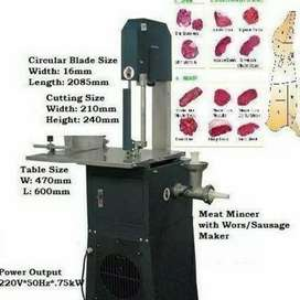 New Meatsaw Bandsaw Combo to