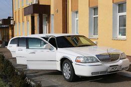 Заказ аренда прокат лимузина Lincoln Town Car