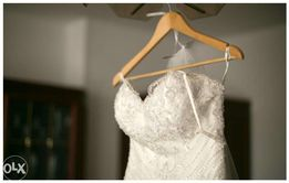 DEMETRIOS - Zjawiskowa Suknia Ślubna
