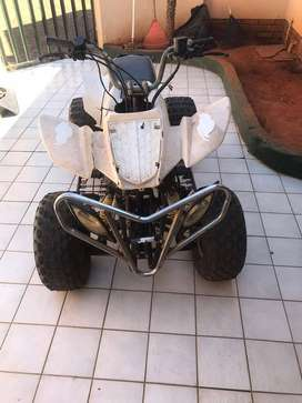 150 Sam quad bike for sale