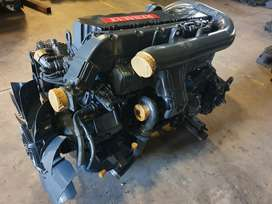 RENAULT DXI 7 COMPLETE ENGINE
