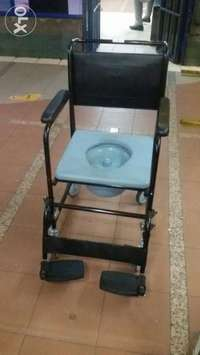 Brand new commode chair 0