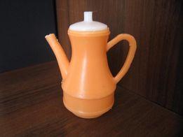 Посуда для кукол - чайник с крышкой. Времен СССР