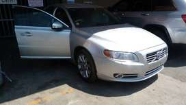 CURRENTLY STRIPPING VOLVO S80 DS 2010 SILVER