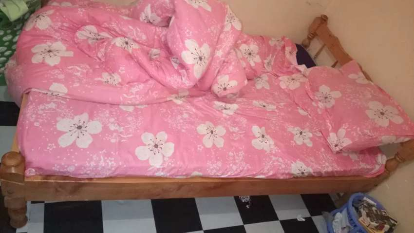 Bed 4*6 0