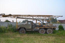 Буровая установка УРБ-2,5 на базе ЗИЛ 131