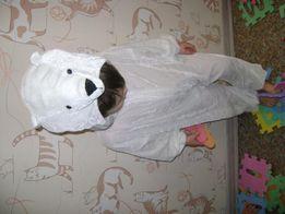 Карнавальный костюм медведь, снеговик, далматин, гусар,гриб, цыпленок