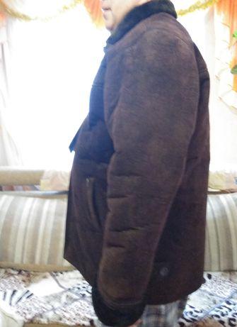 Зимняя дубленка Краматорск - изображение 2