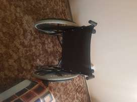 Wheelchair manual extra wide