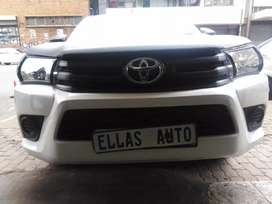 Pre Own 2018 Toyota Hilux 2.0 GD-6