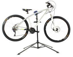 SERWISOWY do roweru STOJAK rowerowy na rower 30kg MOCNY ZACISK