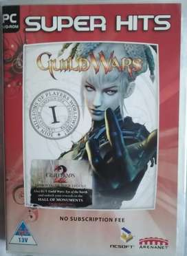 Guild Wars Campaign I PC CD-ROM Game