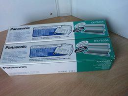 термобумага для факса kx fa55a термопленка Panasonic