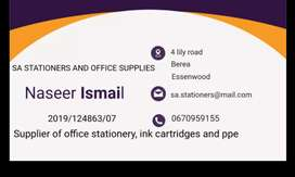 Ink cartridge, stationery and pp