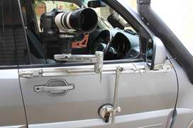 GIMPRO DOOR MOUNT WITH GIMBAL HEAD