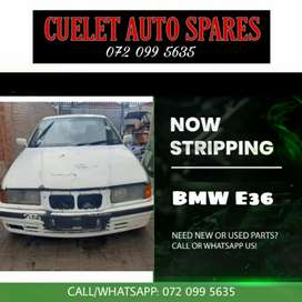 BMW E36 Strip 4 Spares