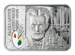 Moneta 20 zł z 2006 r. - Polscy Malarze XIX/XX w_Aleksander Gierymski.