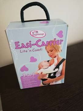 Easi Carrier 3 in 1 baby carrier