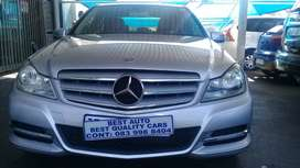 2012 Mercedes Benz C-180 Engine Capacity with Automatic Transmission