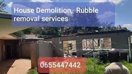 KT Rubble removal company