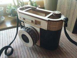 Фотоаппарат подставка для ручек и карандашей