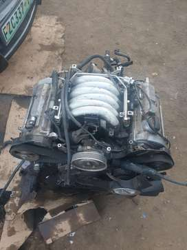 Audi A4 2.4 Engine for stripping (APS)