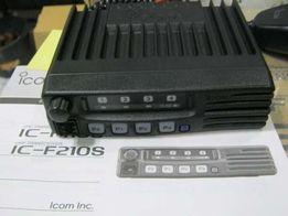Радиостанция IC-F210S, IC-F210 (с дисплеем).