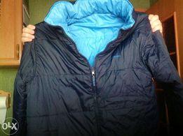 мужская куртка-пуховик