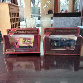 """""""Matchbox"""" and """"Days Gone"""" toys"""