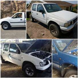 Isuzu KB wanted to buy - any condition