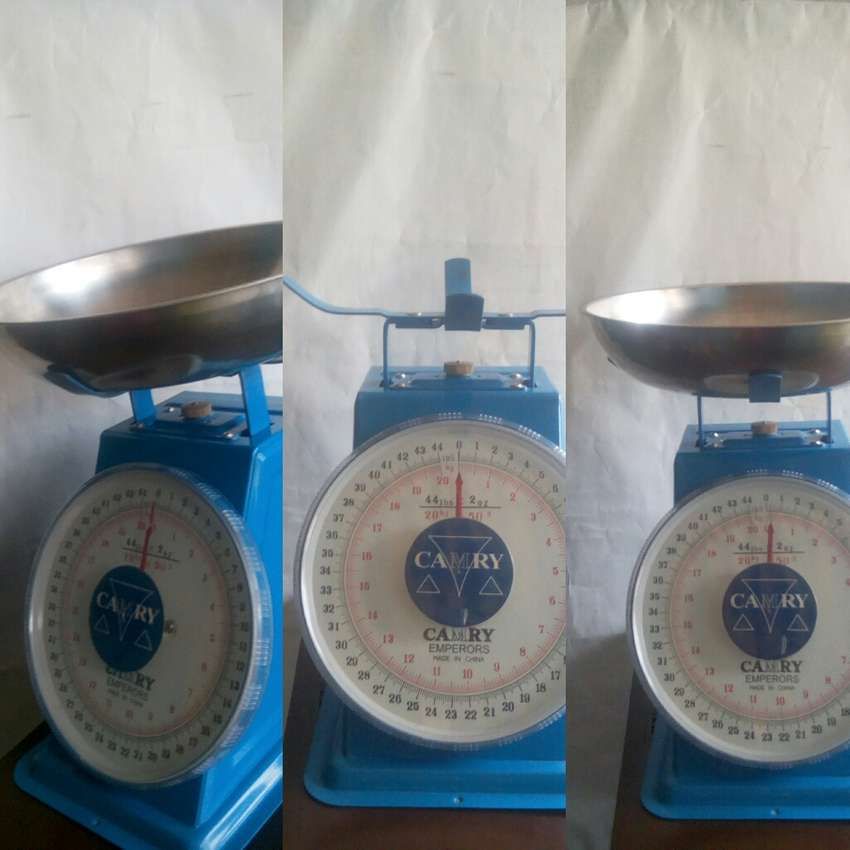 20kg Camry Scale for sale (A moth old) 0