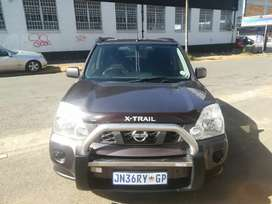 2009 Nissan X-Tral 2.0 for sale