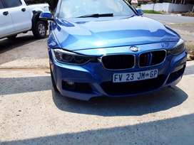 BMW M320D MP Performance