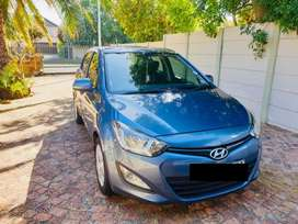 Hyundai i20 1.4 Automatic in mint condition