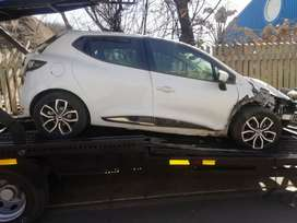 Renault Clio 4 dynamic 900T stripping for spares