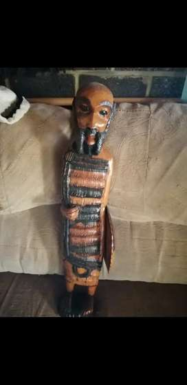 Wooden Carvings x 4