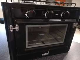 Camping Total gas Stove and Oven