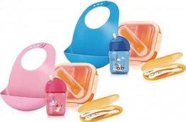 Дорожный набор Avent Phillips синий и розовый