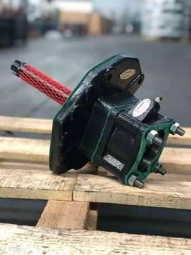 Pto and pto pump fitments