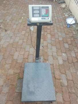 500 kg weight mobile scale