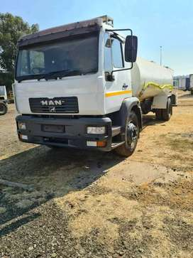 A DEAL TO INVEST IN 2004 MAN 10000LITRES WATER TANK FOR SALE