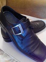 Мужские туфли из натуральной кожи Италия