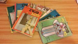 ZRÓB SAM - czasopismo - 1985 - różne numery