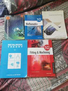 N1 and N2 Text books