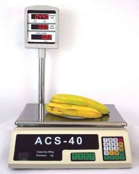 40KG Digital Price Computing Retail Weight Scale
