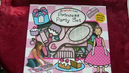 Układanka - puzzle Princess party set